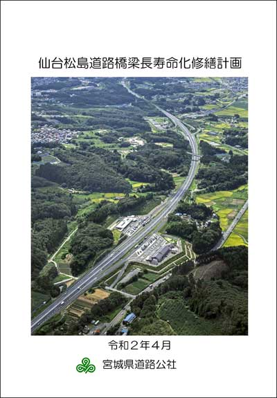 仙台松島道路橋梁長寿命化修繕計画